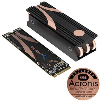 Sabrent 1TB Rocket Nvme PCIe 4.0 M.2 VE HEATSINK