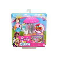 Mattel Barbie Chelsea Piknikte Oyun Setleri Fdb32-Ghv76