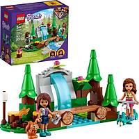 LEGO® Friends Orman Þelalesi 41677 Yapým Seti; Sincap Içerir; Doða Oyuncaklarýný Seven Çocuklar Ýçin Harika Bir Hediye (93 Parça)