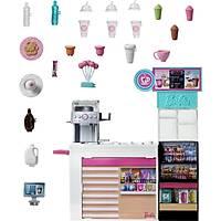 Mattel Barbie Kahve Dükkaný Oyun Seti  Gmw03
