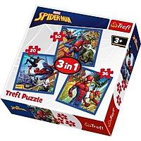 Trefl Çocuk Puzzle Spider Force / Disney Marvel Sp