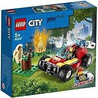 Lego City Orman Yangýný