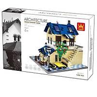 Wange Lego 1298 Parça Fransýz Evi 5311