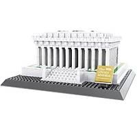 Wange Lego 979 Parça Lincoln Memorial-Usa - Lincoln Anýtý 4216