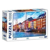 CA GAMES Kopenhag 1000 Parça Puzzle
