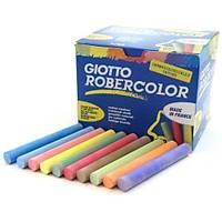 Giotto Robercolor Tozsuz Renkli Tebeþir 100'Lü Paket