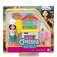 Barbie Chelsea Mutfakta Oyun Setleri GTN63