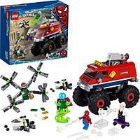 Lego® Marvel Örümcek Adam: Örümcek Adam?In Canavar Kamyonu Mysterio?Ya Karþý 76174; Çocuklar Ýçin Harika Bir Koleksiyonluk (439 Parça)