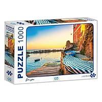 CA GAMES Liguria 1000 Parça Puzzle