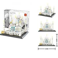 Wange Lego 1505 Parça Taj Mahal Of Agra-India - Anýt Mezar 5211