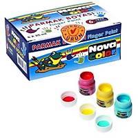 Nova Color Parmak Boya 6'Lý