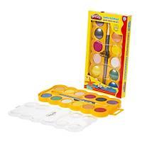 Play-Doh Suluboya Jumbo 12 Renk 40 Mm,
