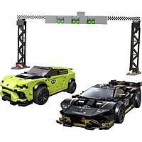 Lego® Speed Champions 76899 Lamborghini Urus St-X Ve Lamborghini Huracán Super Trofeo Evo