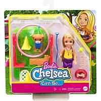 Barbie Chelsea Meslekleri Öðreniyor Bebek ve Oyun Setleri GTR88-GTN62