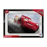 Ks Games Cars Frame Puzzle 24