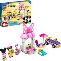 LEGO® ? Disney Mickey ve Arkadaþlarý Minnie Fare?nin Dondurma Dükkaný 10773 Yapým Seti; En Ýyi Hediye Olacak Eðlenceli Bir Oyuncak (100 Parça)