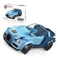 Wange Lego 173 Parça Süper Mavi Speed Race Car - 2873