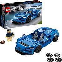 LEGO® Speed Champions McLaren Elva 76902 - Araba Seven Çocuklar Ýçin Yaratýcý Oyuncak Yapým Seti (263 Parça)