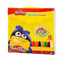 Play-Doh Pastel Boya Çantalý 24 Renk