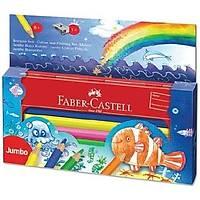 Faber Castell Boya Kalemi Metal Hediye Seti 8 Renk