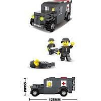 Wange Lego 160 Parça Savaþ Ýlk Yardým Ekibi 2663