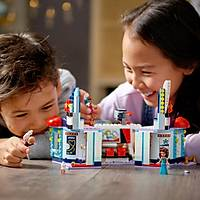 Llego® Friends Heartlake City Sinemasý 41448 Yapým Seti; Film Ýzlemeyi Seven Çocuklar Ýçin (451 Parça)