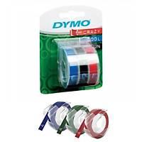 DYMO Junior / Omega 9mm x 3m 3Lü Blister