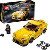 LEGO® Speed Champions Toyota GR Supra 76901 - Araba Seven Çocuklar için Oyuncak Yapým Seti (299 Parça)