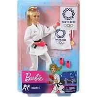 Mattel Barbie Olimpiyat Bebekleri Tokyo 2020 Karate