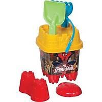 Spider Man Küçük Kale Kova Seti