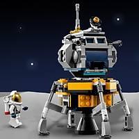 LEGO® Creator 3?ü 1 Arada Uzay Mekiði Macerasý 31117 Yapým Seti; Roketleri ve Yaratýcý Eðlenceyi Seven Çocuklar Ýçin Havalý Oyuncaklar (486 Parça)
