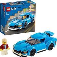Lego® City Spor Araba 60285 Yapým Seti; Çocuklar Ýçin Lego Oyun Seti (89 Parça)