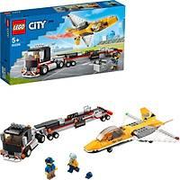 Lego® City Gösteri Jeti Taþýma Aracý 60289 Yapým Seti; Çocuklar Ýçin Eðlenceli Oyuncak Seti (281 Parça)