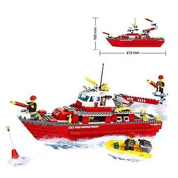Wange Lego 555 Parça Ýtfaiye Botu 4625