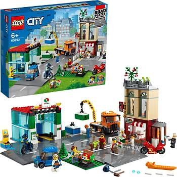 Lego® City Þehir Merkezi 60292 Yapým Seti; Çocuklar Ýçin Harika Bir Yapým Seti (790 Parça)