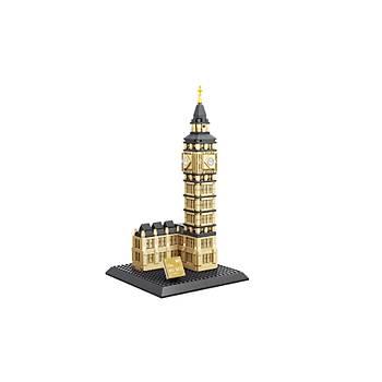 Wange Lego 891 Parça Elizabeth Tower-England - Saat Kulesi 4211