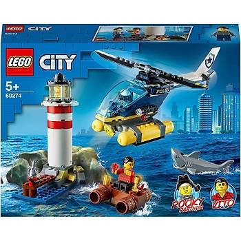 Lego City 60274 Elite Police Lighthouse Capture