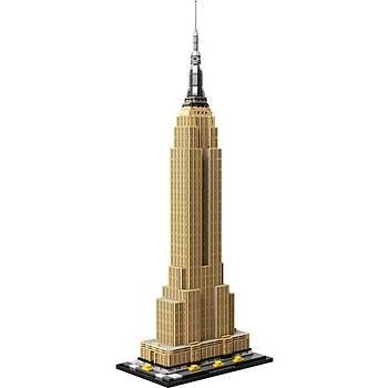 Lego Architecture 21046 Empire State Binasý