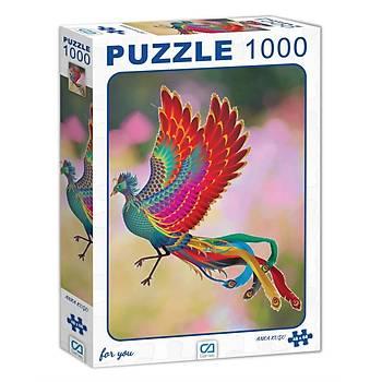 CA GAMES Anka Kuþu 1000 Parça Puzzle