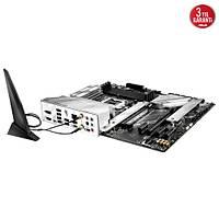 ASUS ROG STRIX B560-A GAMING WIFI Intel B560 LGA1200 DDR4 5000 DP HDMI 2x M2 USB3.2 AX WiFi + BT AURA RGB 2.5Gb ATX 128GB?a kadar ram desteði Ýki Yönlü AI Ses Engelleyici Mic.