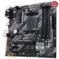 ASUS PRIME A520M-A AMD A520 AM4 DDR4 4800 HDMI DVI VGA M2 USB3.2 mATX 128GB?a kadar ram desteði