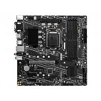 MSI B460M PRO-VDH WIFI SOKET 1200 DDR4 2933 VGA DVI HDMI M.2 USB 3.2 WIFI MATX