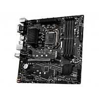 MSI B460M PRO-VDH SOKET 1200 DDR4 2933 VGA DVI HDMI M.2 USB 3.2 MATX