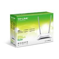TP-LINK TL-WR840N 300Mbps KABLOSUZ N 4 PORTLU 2x5 Dbi HARÝCÝ ANTENLÝ ROUTER