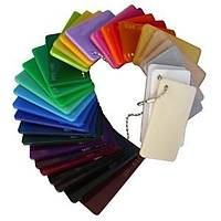 Renkli Pleksi Levha (205x305 cm) -Tüm Kalýnlýklar