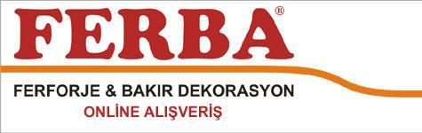 FERBA BAKIR DEKORASYON