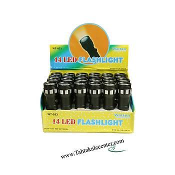 14 Ledli Pilli EL Feneri Watton Wt-033