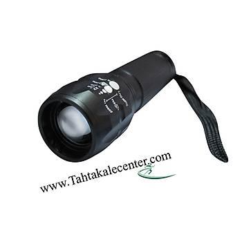 Super Zoomlu El Feneri Watton Wt-050