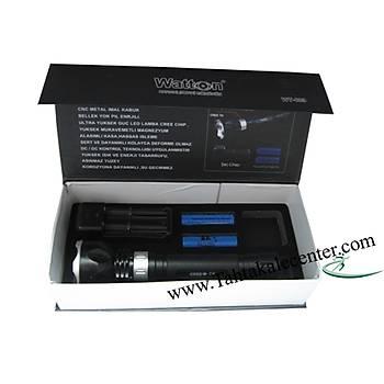 Watton Wt-009 Tx6 Profesyonel Avcý Feneri