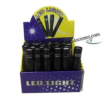 Pilli Ledli Cep Feneri Watton  Wt-091